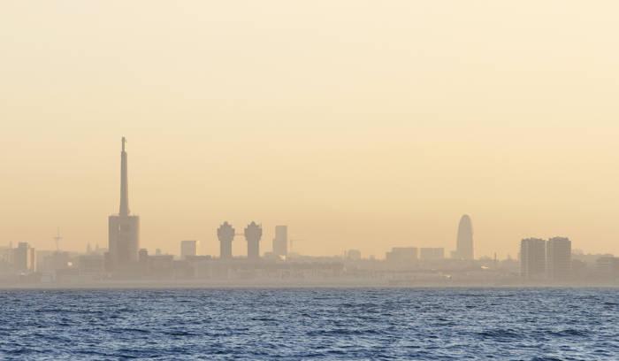 òxids de nitrogen i partícules ciutat