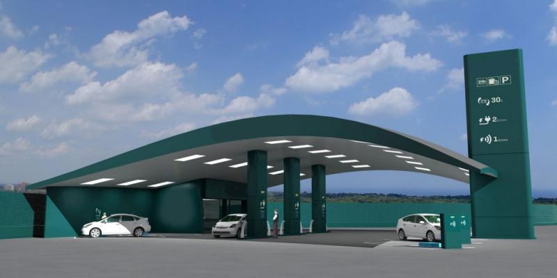 ¿Por qué hay pocos puntos de recarga para los vehículos eléctricos en las gasolineras y otros establecimientos?