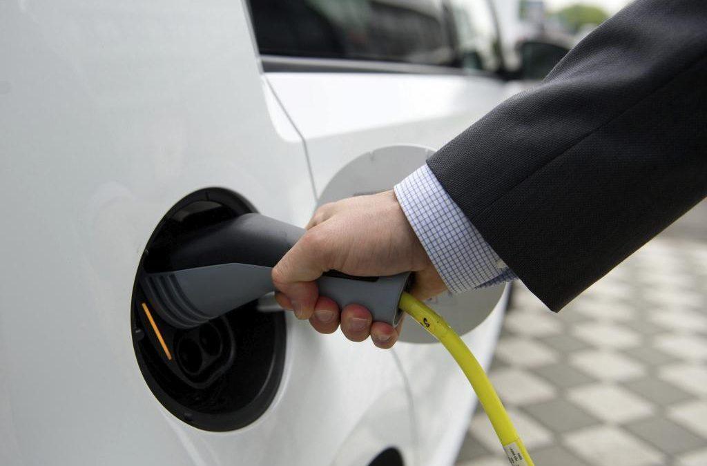 Análisis de la red de cargadores para vehículos eléctricos
