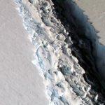 El deshielo de la Antártida