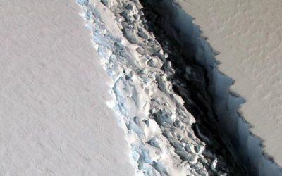 El desgel de l'Antàrtida