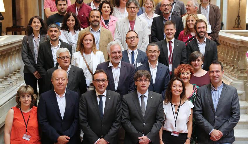 Cataluña presenta su ley de Cambio Climático, pionera en el Estado Español