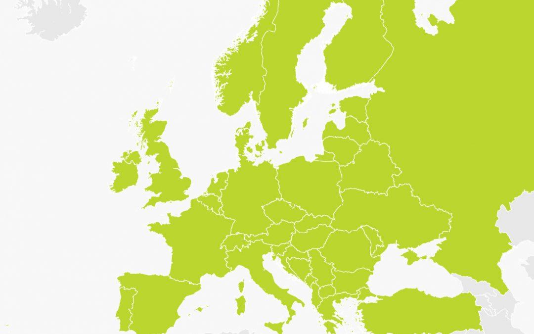 La población europea alarmada por el cambio climático