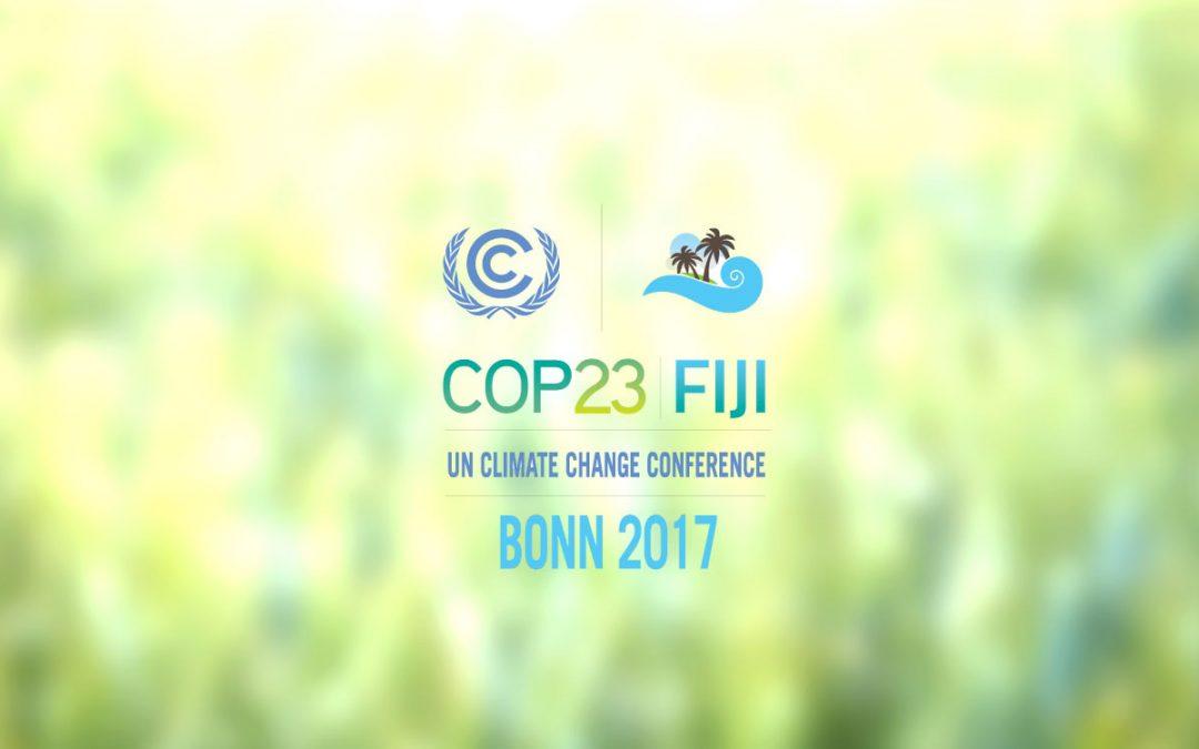 La cumbre de Bonn: los líderes mundiales buscan el cumplimiento del Acuerdo de París