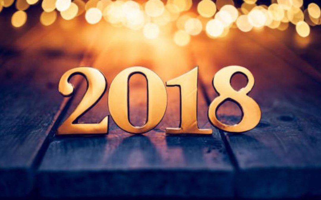 Eco-propòsits d'any nou