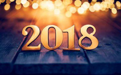 Eco-propósitos de año nuevo