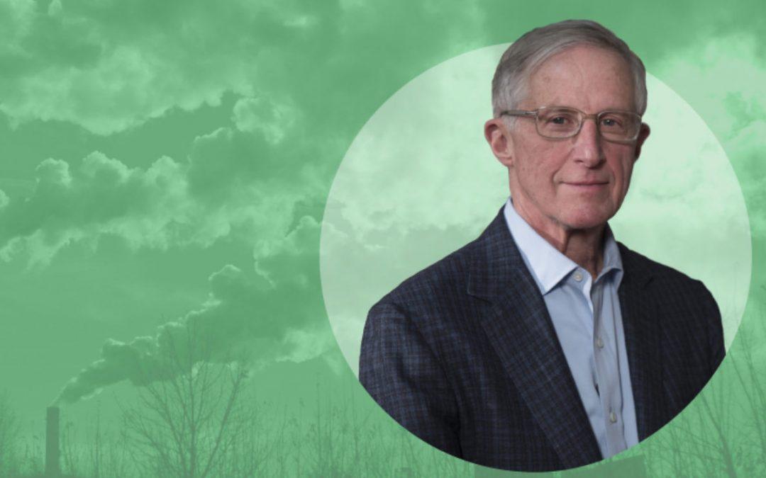 William Nordhaus es galardonado con el premio Fronteras del Conocimiento