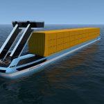 El primer vaixell 100% sostenible salparà l'agost