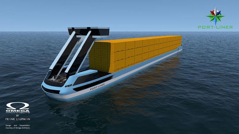 El primer barco 100% sostenible zarpará en agosto