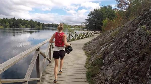 Catalunya acull la primera marató que combina l'esport amb la conservació del medi ambient