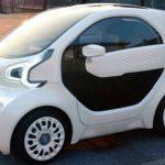 La tecnología 3D llega a los coches eléctricos