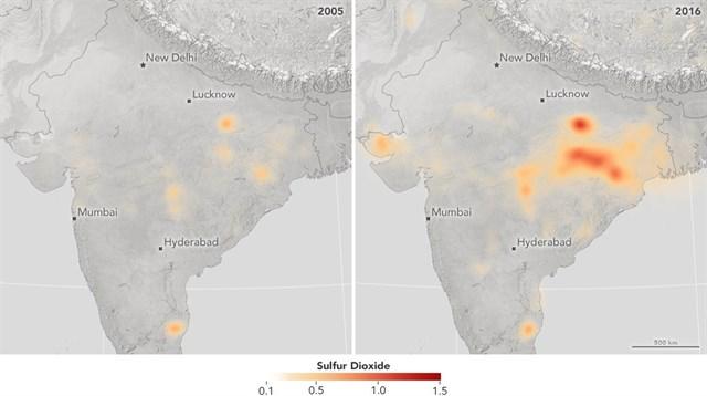 India va por buen camino hacia la reducción total de gases de efecto hinvernadero