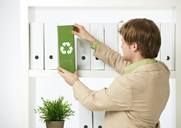 La oficina verde: La necesidad de trabajar en un entorno ecológico