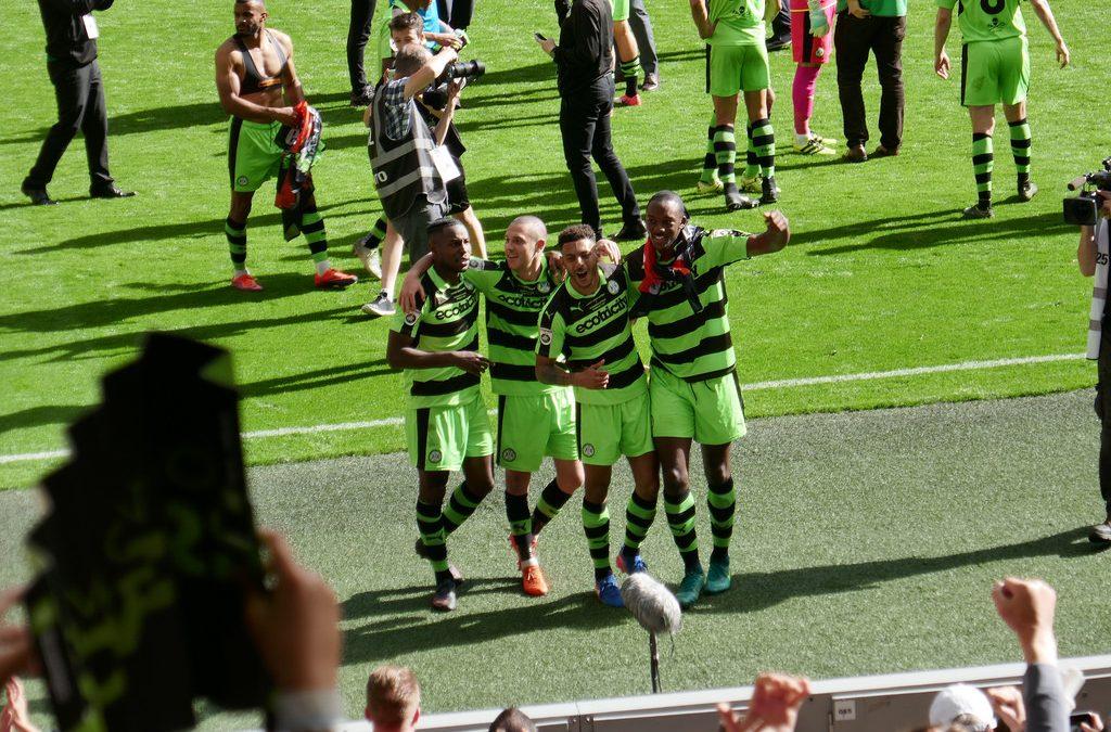 Los Forest Green Rovers son el primer equipo libre de emisiones