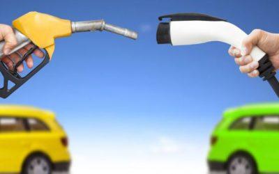 Com passar-te al cotxe elèctric?