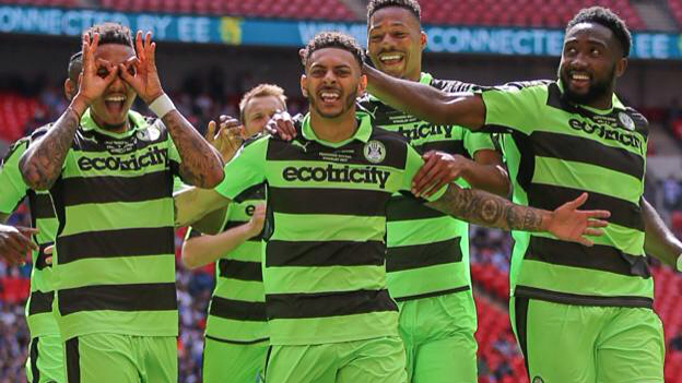 Los Forest Green Rovers són vegans i eco-friendly