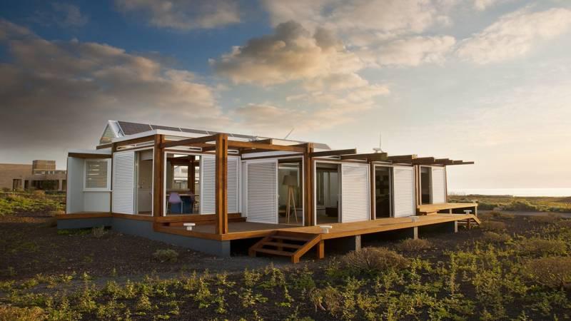 Íter casas bioclimáticas