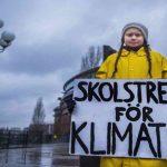 Greta Thunberg, la niña activista que reprende a los políticos en la cumbre del clima