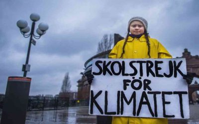 Greta Thunberg, la nena activista que reprèn els polítics a la cimera del clima