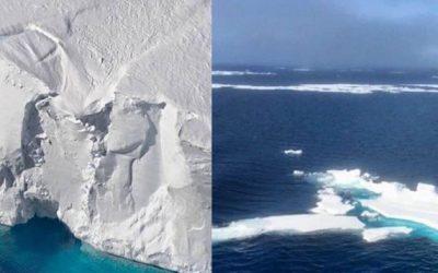 El 10yearschallenge del canvi climàtic es fa viral