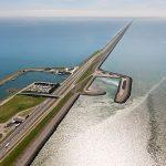 Holanda convertirá su dique Afsluitdijk en una explotación de energías renovables