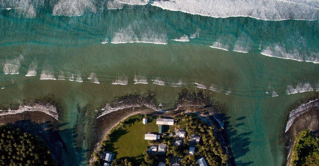 Illes Marshall serà el primer país zero emissions del mòn per a 2050