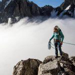 El calentamiento global compromete la seguridad de los alpinistas