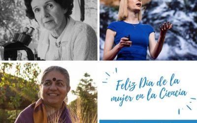 Las mujeres Científicas que luchan contra el calentamiento global