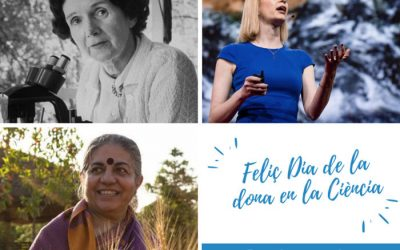 Les dones Científiques que lluiten contra l'escalfament global