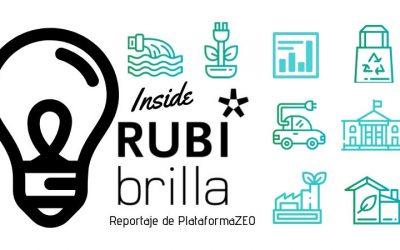 Rubí Brilla: Un proyecto modelo en sostenibilidad energética para ciudades