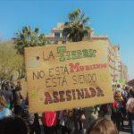 FOTOREPORTAJE: Las mejores pancartas y frases del 15M Climático