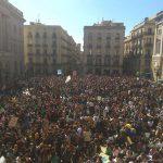 La 2ª Huelga Global por el clima exige el Estado de Emergencia Climática Mundial
