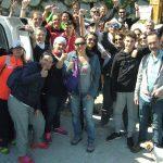PlataformaZEO recoge 221 kilos de basura en la primera TrobadaZEO
