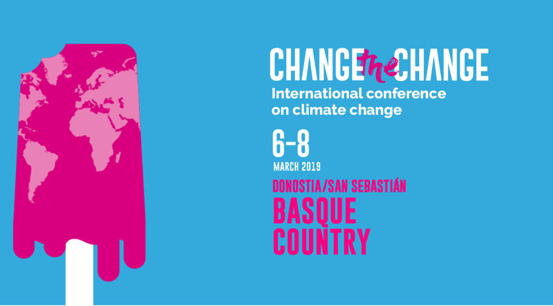 Arranca la conferencia internacional de Cambio Climático Change the Change
