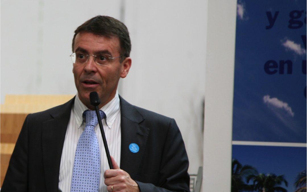 """Josep Mª Riba: """"Hauríem de declarar l'Estat d'Emergència Climàtica també a Casa"""""""