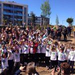 75.000 niños ya han pasado por las 'Academias' para futuros líderes por el clima