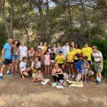 Plataforma ZEO recoge 105 kilos de basura en la TrobadaZEO de Castelldefels