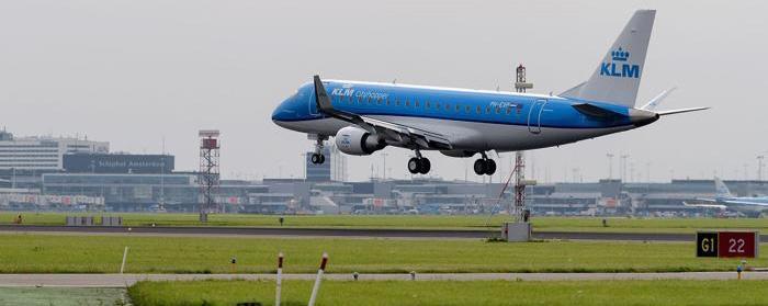 Emisión carbono aviones
