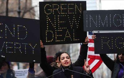 La solució oblidada enfront del canvi climàtic, el Green New Deal, agafa força a EUA