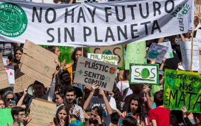 La nova Generació del clima és l'esperança més gran contra l'emergència climàtica