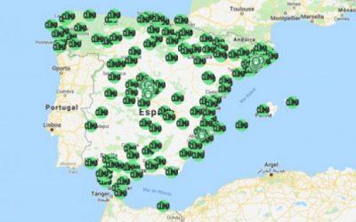 ¿Dónde son las manifestaciones de la Huelga por el clima en España?