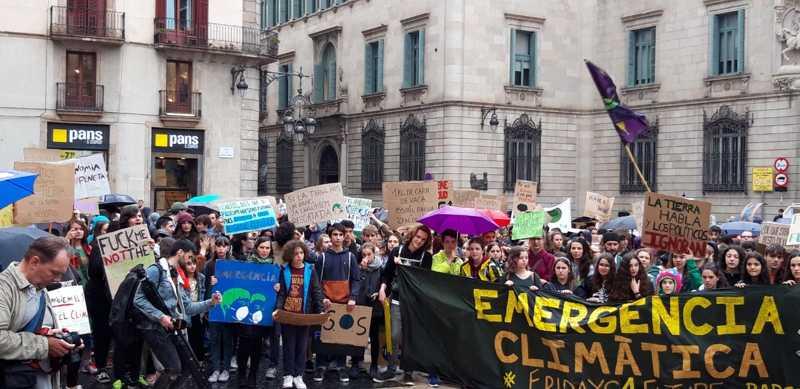 El Congrès espanyol aprova la declaració de l'Estat d'Emergència Climàtica