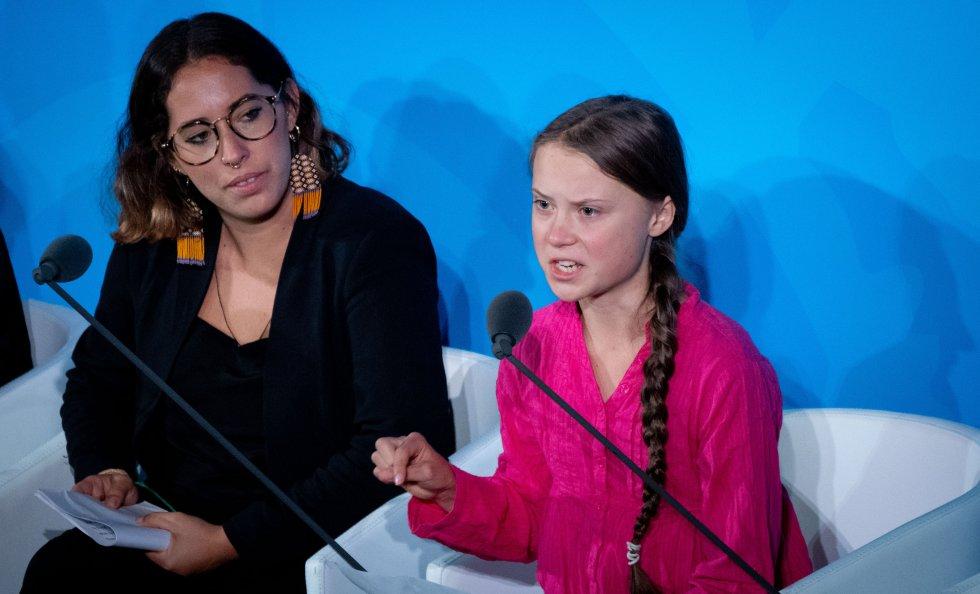 Cumbre Clima Nueva York: Si todo va bien nuestra plataforma ZEO se disolverá en 2050