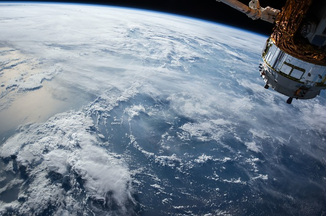 ¿Cómo ayudan los satélites a combatir el cambio climático?