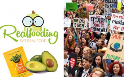 La estrecha relación entre el Realfooding y cambio climático