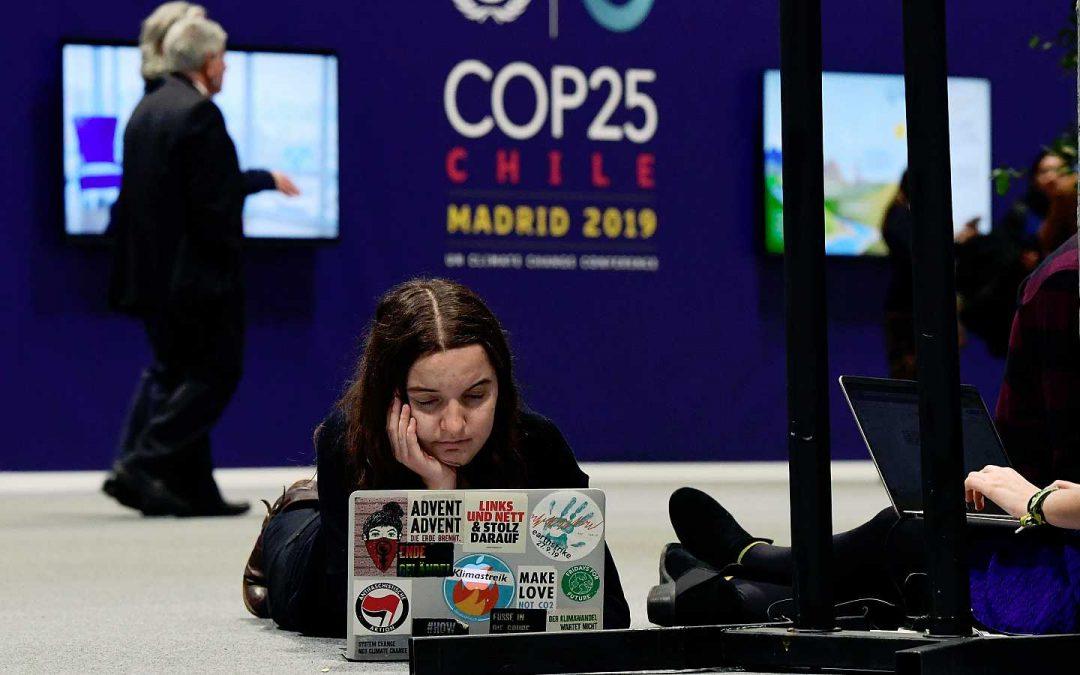 Esperàvem més de laCOP25: Què ha aconseguit la Cimera del Clima?
