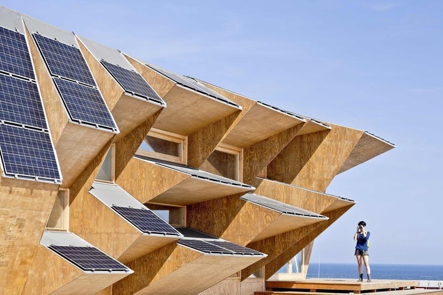 Cómo contribuyen a frenar el cambio climático la Arquitectura Bioclimática y la Bio-construcción