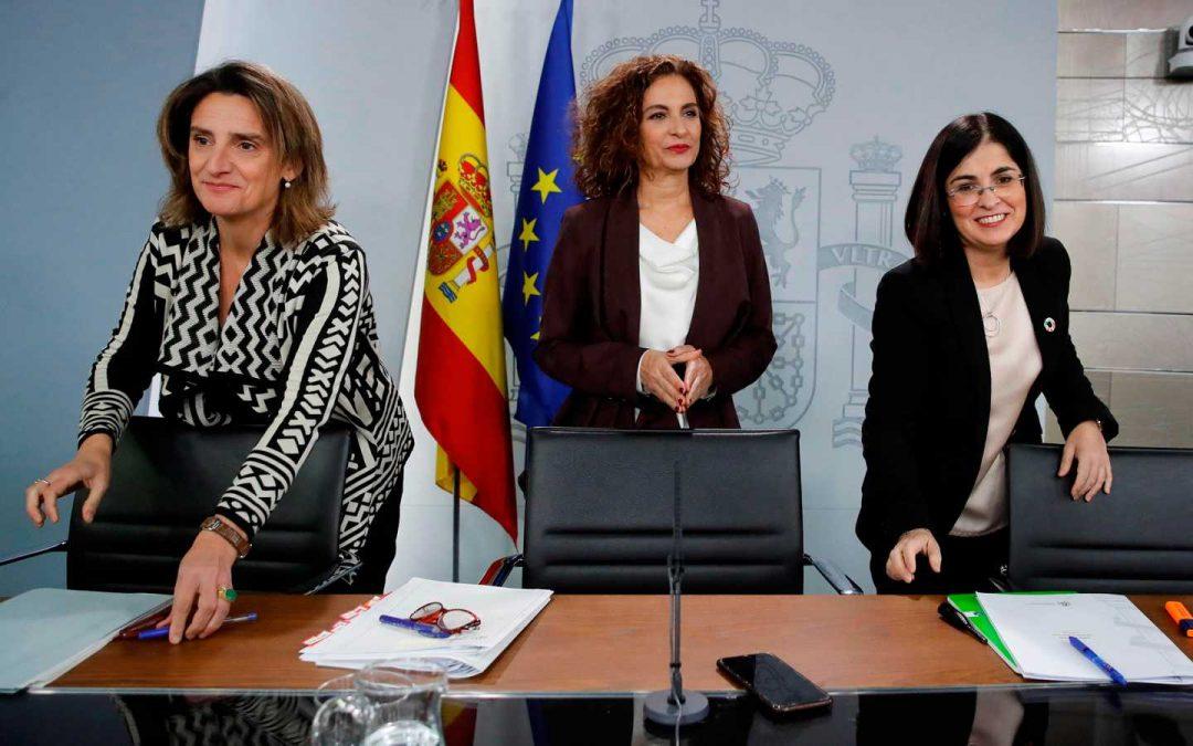 El govern espanyol declara l'emergència climàtica amb 30 mesures ZEO (zero emissions)