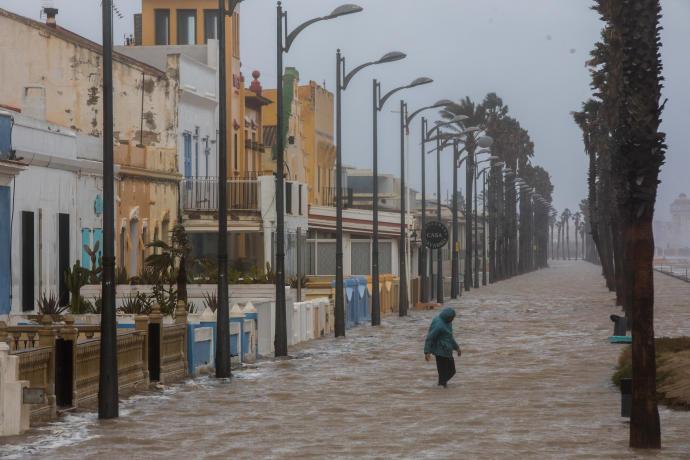 La borrasca Glòria ha sigut provocada pel canvi climàtic?
