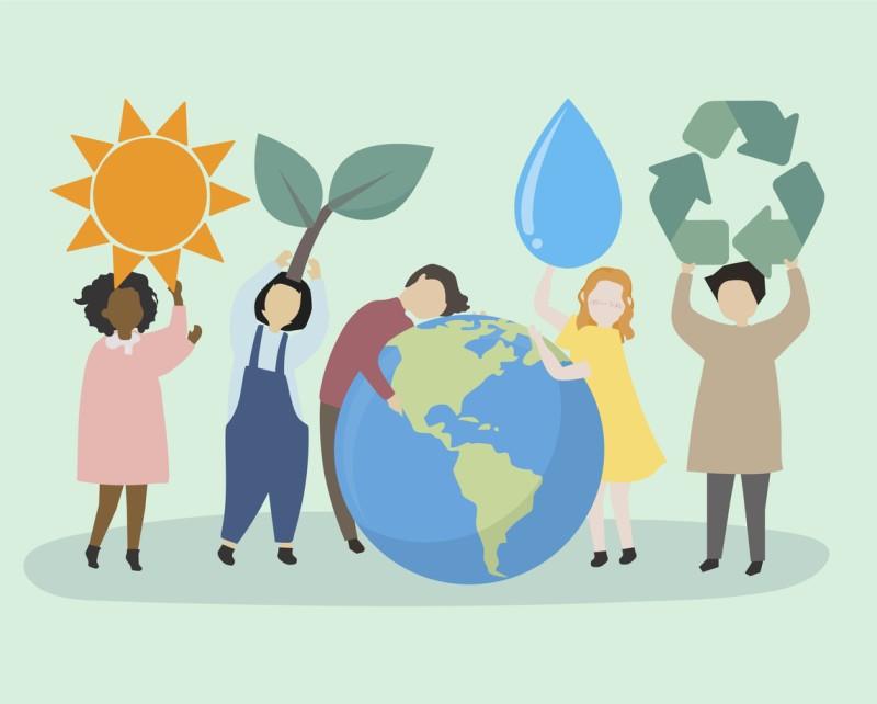 Els 6 tipus de persones que salvaran el planeta